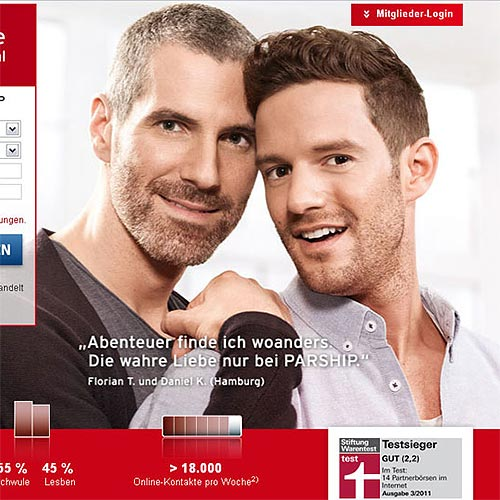 Fotoshoot Gayparship Advertising Siegen