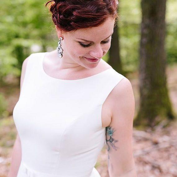 Haare & Make-Up zur Hochzeit